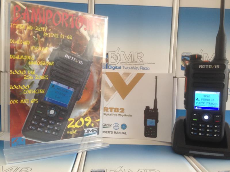 Accessoires + Voordeelpakketten DMR Portofoons TYT/Retevis