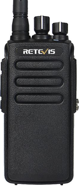 DMR Repeater met 25 RT-81 DMR Portofoons