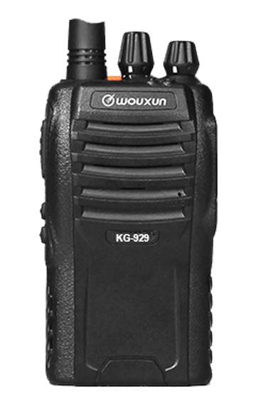 KG-833 / KG-929 16 kanaals VHF of UHF