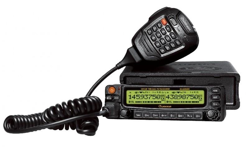 KG-UV920P Dualbander 2m/70cm