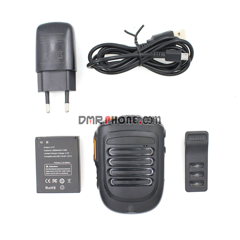 Bluetooth speakermic tbv Inrico T320 T298