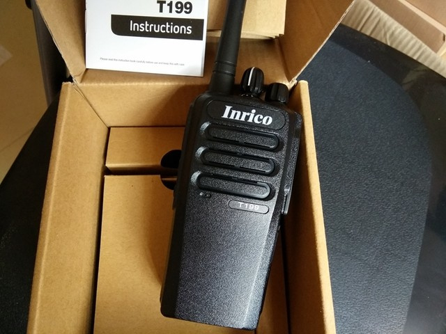 Inrico T199 Voipportofoon