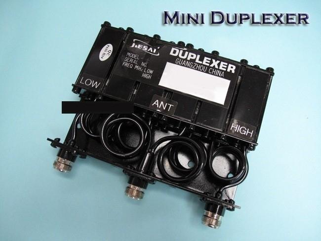Duplexfilter vhf of uhf 8201/2