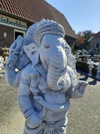 Grote staande Ganesha