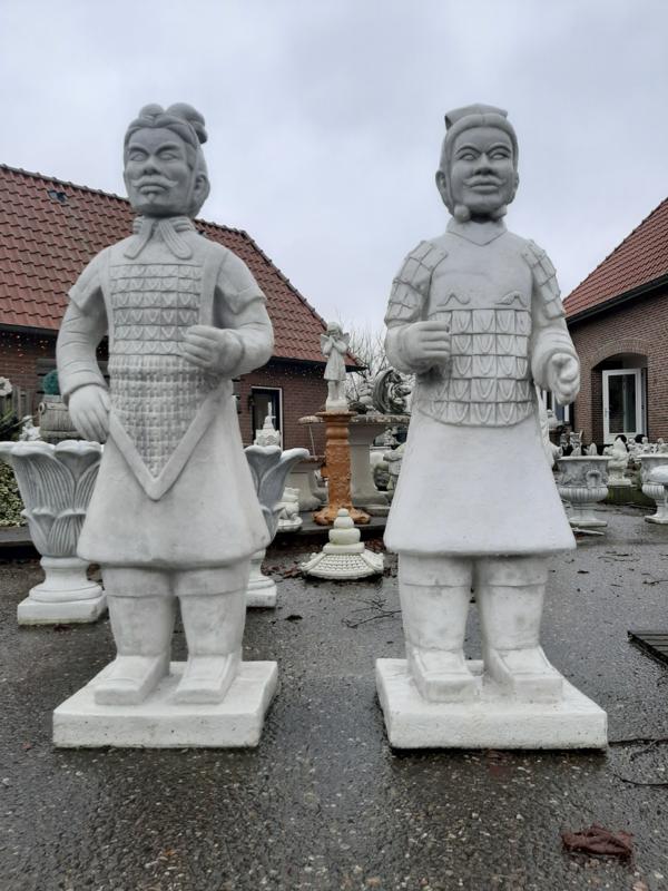Set japanse krijgers