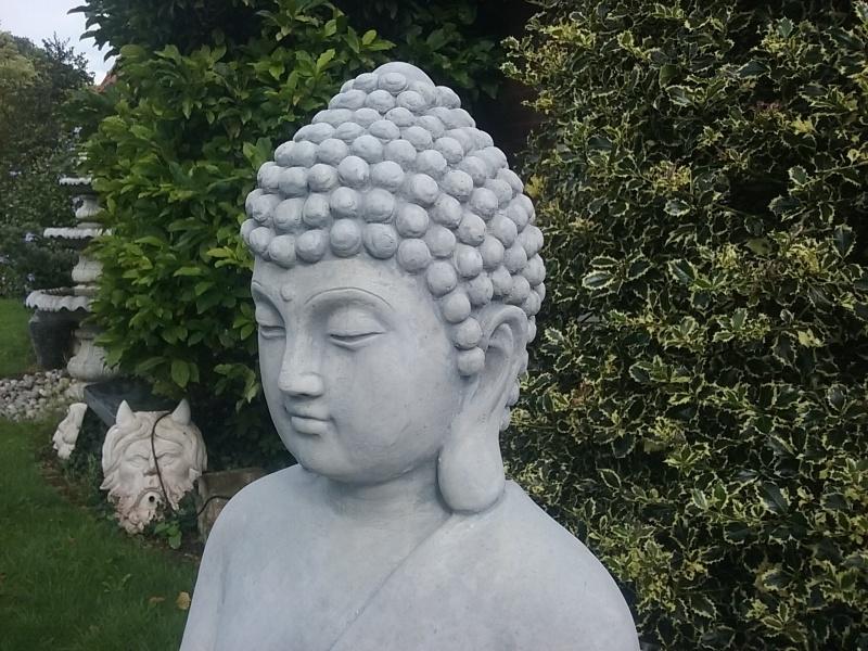 boeddha tuinbeeld