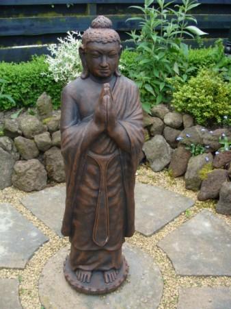 staande boeddha
