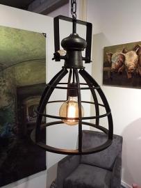 Industriële hanglamp Madrid