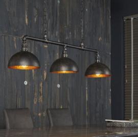 Industriële hanglamp Carlos