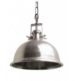 Boston Raw Nickel Hanglamp