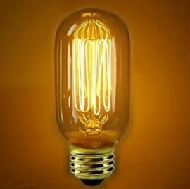 Retro Buis Lamp  E 27