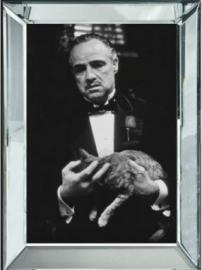 The Godfather   Marlon Brando met poes