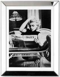 Marilyn Monroe   Newspaper