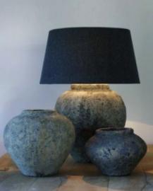 Stenen lampen Earth