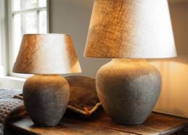 Classic Majestic Stenen lamp  Medium