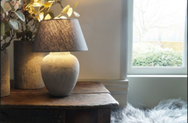 Classic Majestic  Stenen lamp    Small