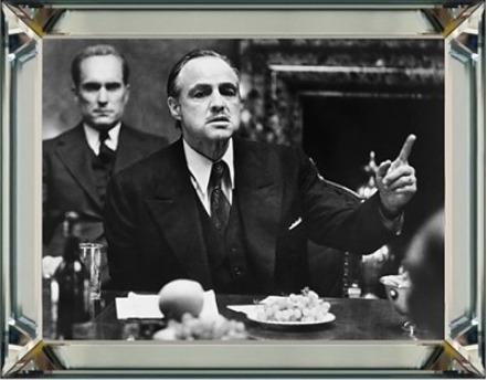 The Godfather - Marlon Brando  2