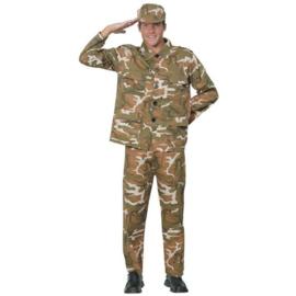 Militair kostuum