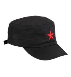 Russische rode ster pet