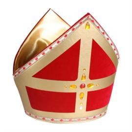 Sinterklaas mijter TV sint