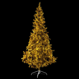 Kunst kerstbomen chique