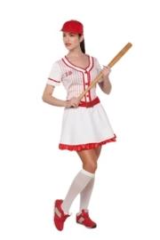 Baseball speelster jurkje