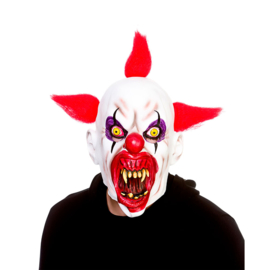 Latex masker - Cannibal Clown