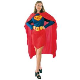 Super vrouw jurk
