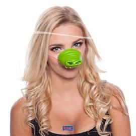 Krokodillen mond