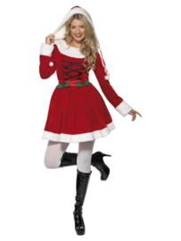 Luxe kerst jurk