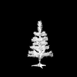 Kunst kerstboom wit 45cm