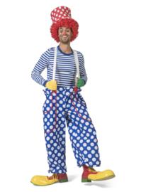 Broek clown stippen | Vrolijke broek