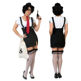 Bonnie en Clyde jurkje