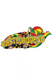 Wanddeco Vastelaovend 59 x 27