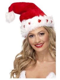 Kerstmuts luxe | light up