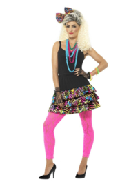 80's party girl set