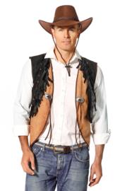 Cowboy gilet luxe