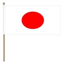 Zwaai vlaggetje Japan
