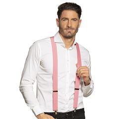 Bretels roze