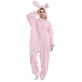Roze konijn (mt M/L)