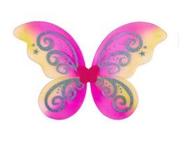 Fantasie glitter vleugels