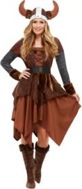 Viking jurk deluxe dame