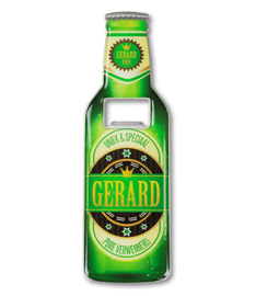 Bieropener Gerard