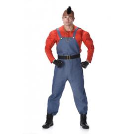 Mr T. kostuum the A-team