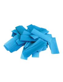 Confetti traagdalend licht blauw 1 kg