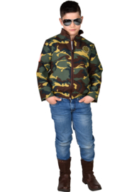 Jasje camouflage boys