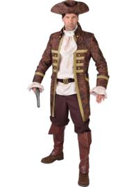 Piraat de luxe mantel vintage