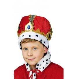 Luxe kinder koningskroon