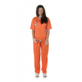 Gevangenis kostuum orange county