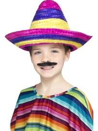 Mexicaanse kinder sombrero